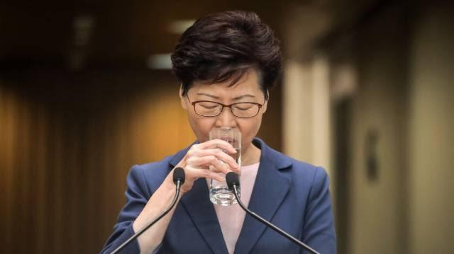 Carrie Lam, la líder que prometió unir Hong Kong y aumentó la división