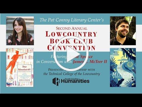 Second Annual Lowcountry Book Club Convention 2018