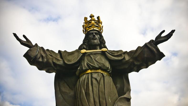 Znalezione obrazy dla zapytania: jezus król w czestochowie