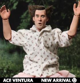 Ace Ventura: Pet Detective Ace Ventura (Shady Acres) Action Figure