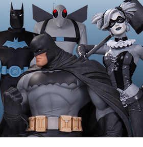 NEW DIAMOND AND DC COLLECTIBLES