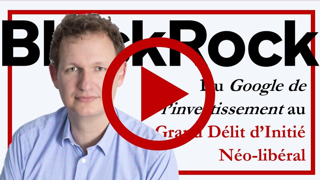Video Enquete BlackRock