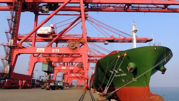 Cảng tại Trung Quốc