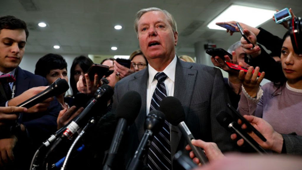 Sen. Graham Wants a More Reliable Fascist in Saudi Arabia - Paul Jay