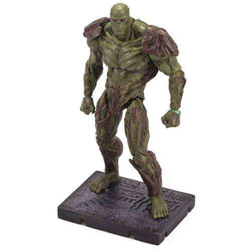 Image of Injustice 2 Swamp Thing 1:18 Scale Action Figure - Previews Exclusive - MARCH 2019