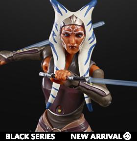 Star Wars: The Black Series Ahsoka Tano (Rebels)