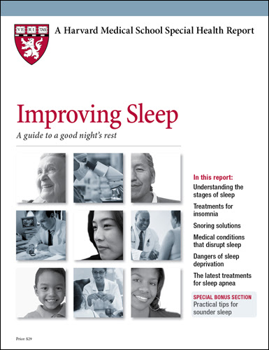 Product Page - Improving Sleep