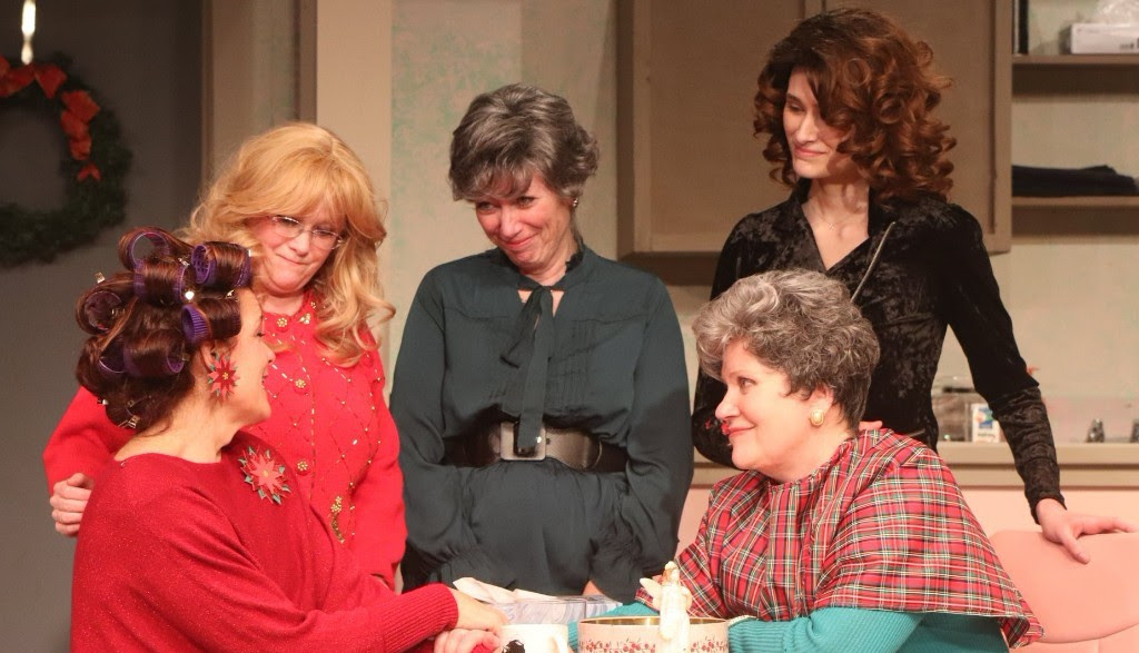 Steel Magnolias at The Chatham Playhouse