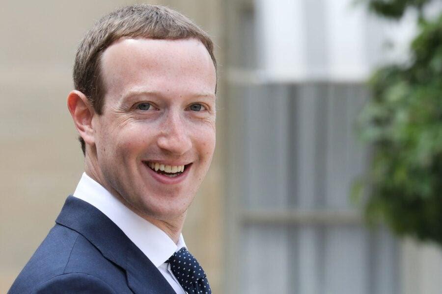 Richest People - Mark Zuckerberg