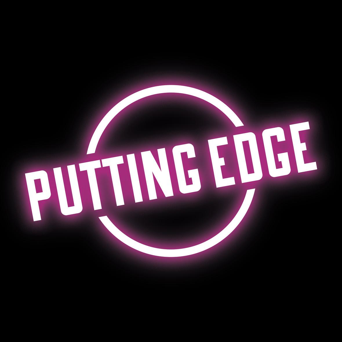 puttingedge logo pink glow  1