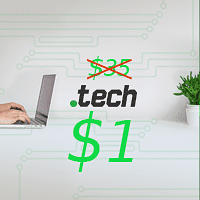 .TECH for $1