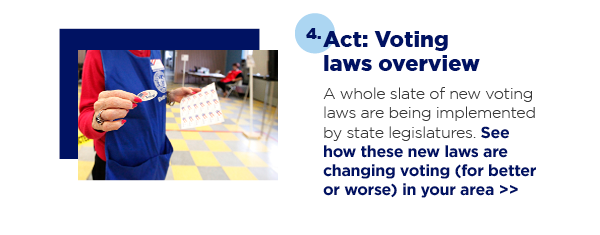Act: Voting laws overview