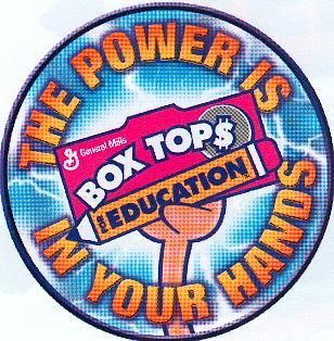Box Tops Hand