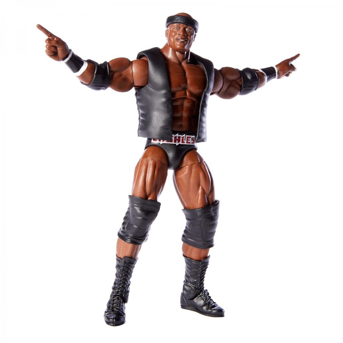 Image of WWE Wrestling Elite Series 69 - Bobby Lashley Action Figure - SEPTEMBER 2019