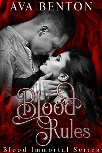 Cover for 'Blood Rules'