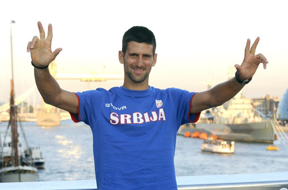 Photo credit: http://novakdjokovic.com
