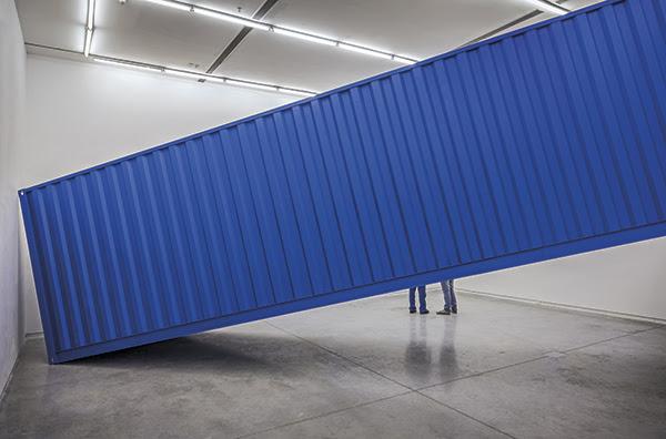 Container, 2013 | Jorge Macchi