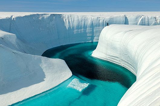 Greenland Rivers