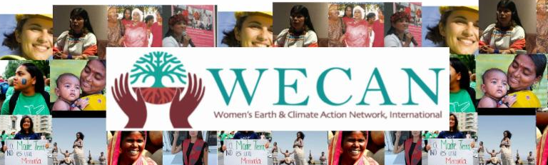 WECAN Women Rising on International Women's Day