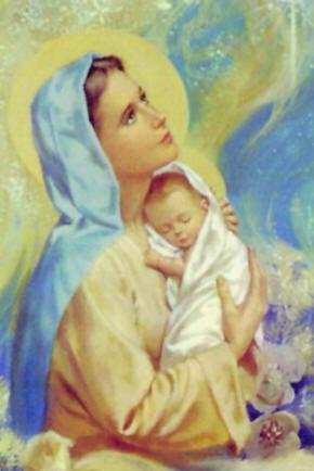 Znalezione obrazy dla zapytania PAN JEZUS DZIECIATKO