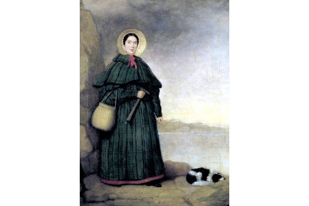 Mary Anning. (Picture by Pictorial Press Ltd / Alamy Stock Photo)