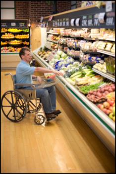 Approximately 53 million U.S. adults reported a disability in 2013.