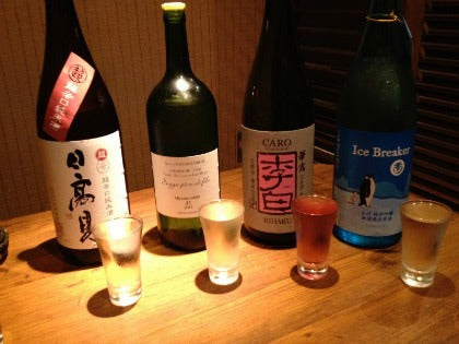 Sake Story March 2017 A
