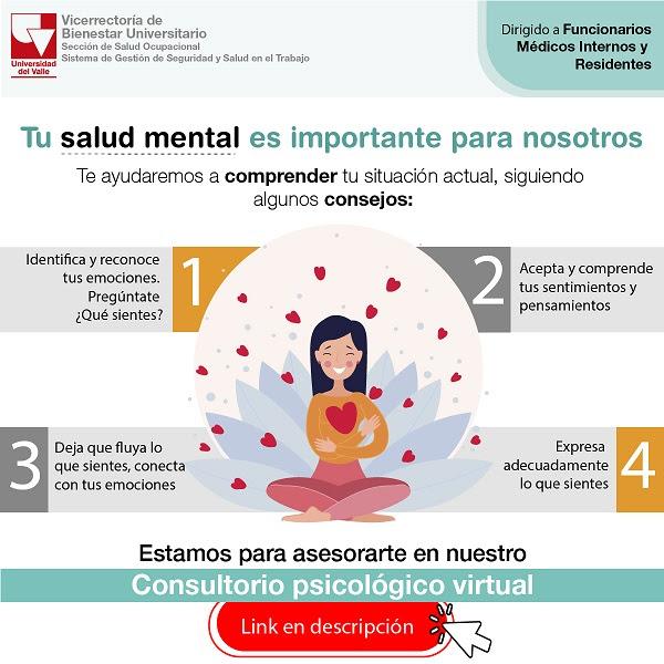Consultorio psicologico virtual