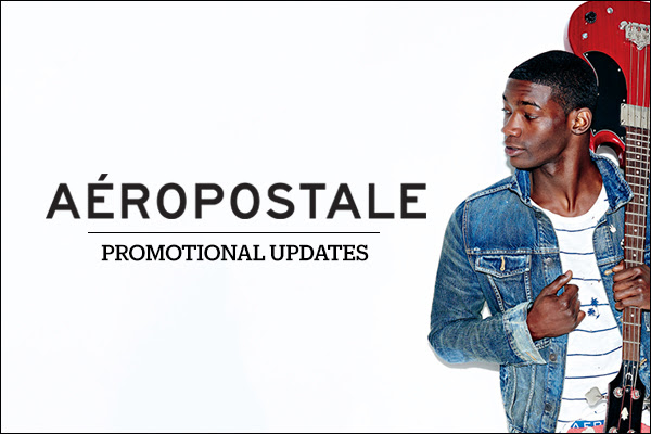 $15 off $75 at Aeropostale EXT...