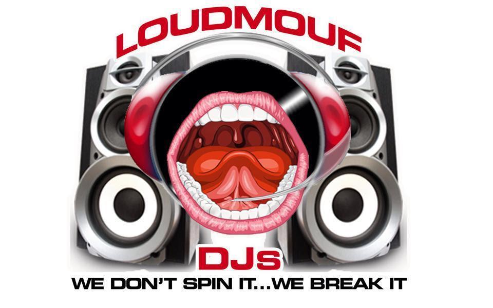 LoudMouf Djs Logo