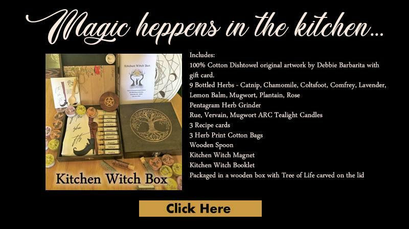 Click here to check out our Kitchen Witch Box