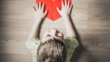 Child Autism Help Concept