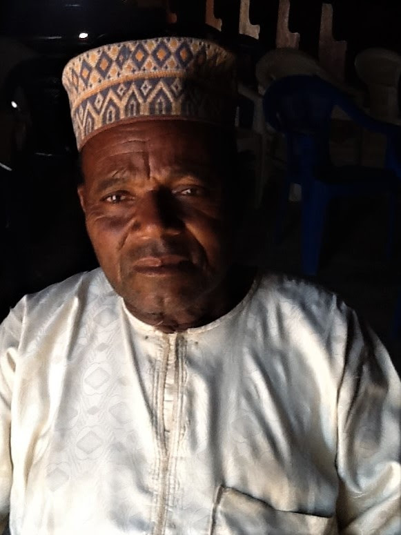 Aminu Sallau received death threats from Islamic extremists. (Morning Star News)