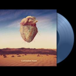 YAWNING MAN - Live At Maximum Festival   blue LP