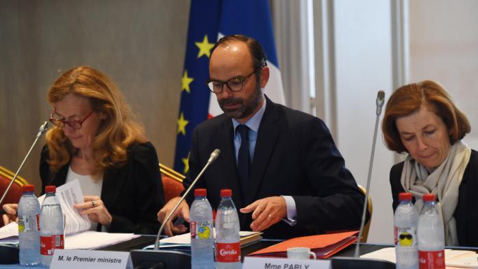 """VIDEO. Edouard Philippe : """"Nous ne devons pas avoir d'autre principe directeur que de dire aux Français l'état de la France"""""""