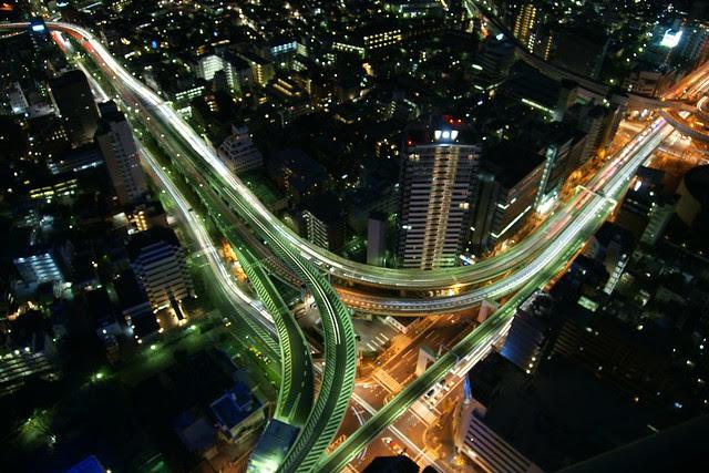 Highway Interchange - Tokyo - Japan 9