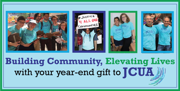 Support JCUA with an End-of-Year Gift!