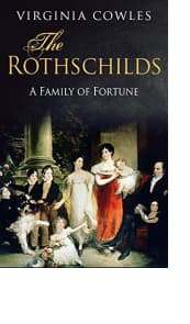 The Rothschilds by Virginia Cowles