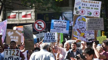 Tras masivas protestas, el Gobierno de Mendoza (Argentina) no reglamentará la ley que permite la megaminería