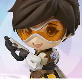 OVERWATCH NENDOROID NO.730 TRACER