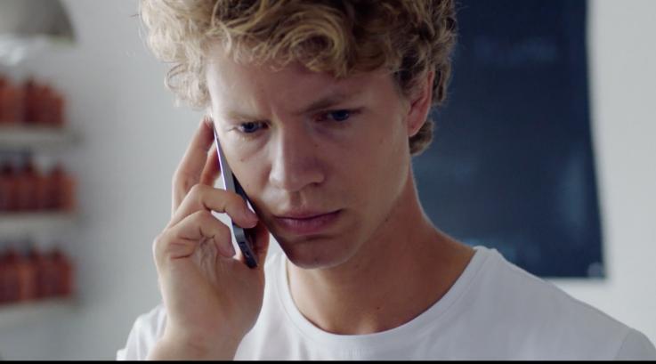 Filmen «Når vi ses igen» vant Norden filmpris under NUFF i Tromsø i juli.