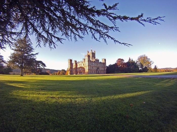 Take a Peek Inside the Real Downton Abbey