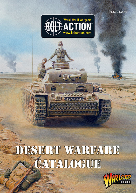 Western Desert Catalogue