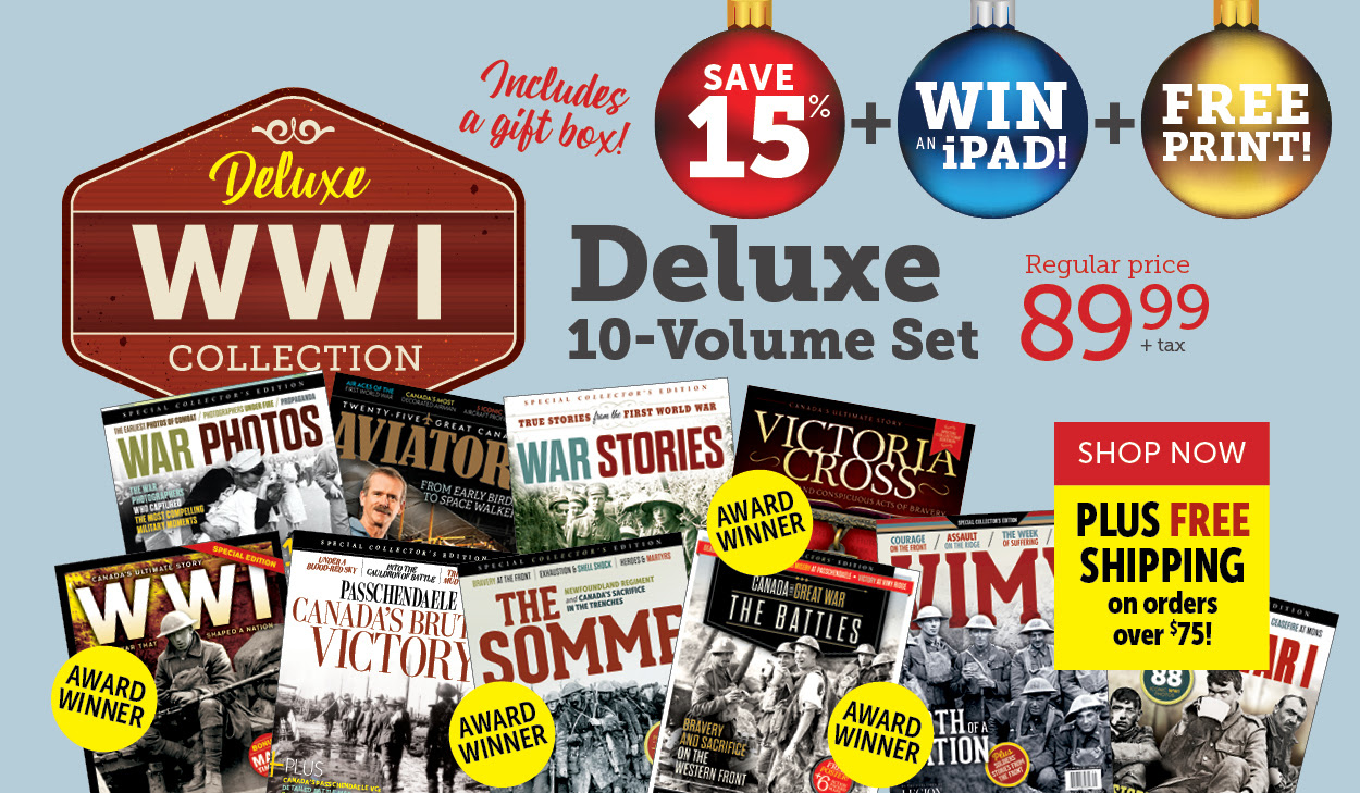 WW I Collection Deluxe 10-Volume Set