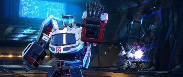 Transformers News: Transformers: Earth Wars Event - Not So Fast