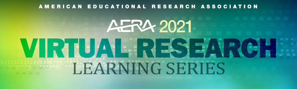 AERA  is pleased to offer a program of six engaging virtual professional development  courses focused on topics in quantitative and qualitative research methods as  well as strategies for scholars to increase writing productivity. The series runs  June 2–July 8.
