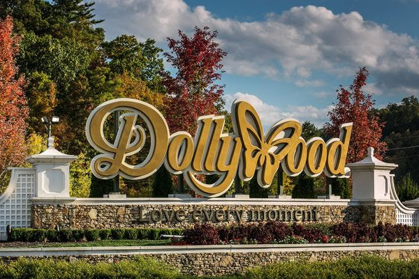 Image result for DOLLYWOOD THEME PARK