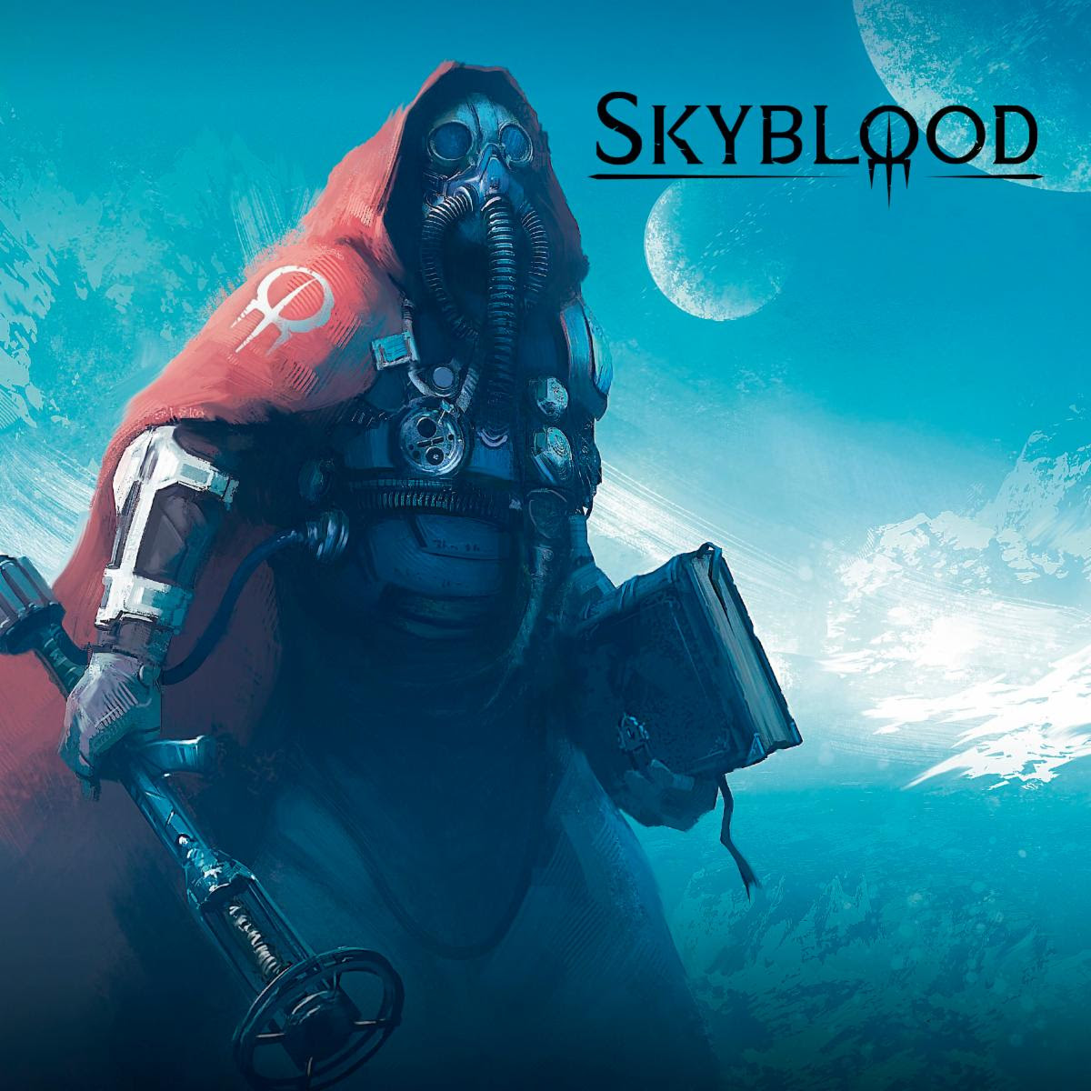"""Mats Leven's Skyblood Premieres New Video For """"The Not Forgotten"""""""
