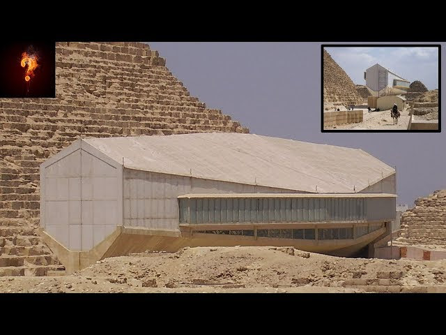 """Flying Ship"" Found Under The Great Pyramid?  Sddefault"