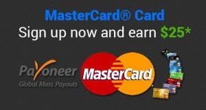 Free Payoneer Card